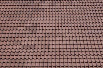 Prekrivanje streh na klasični način