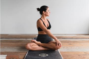 nadaljevalna joga