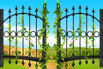Vrtna vrata