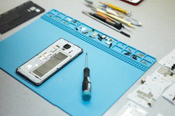 Popravilo telefonov